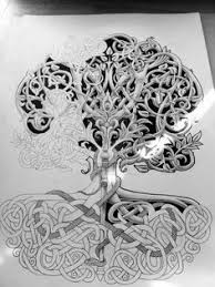 celtic tree by roblfc1892 on deviantart celtic