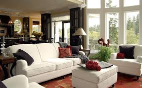 Living Room And Family Room Combo by Decorating Ideas For Living Room Kitchen Combos Day Dreaming And