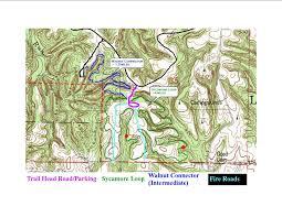 French Creek State Park Map Harmoniebike Jpg