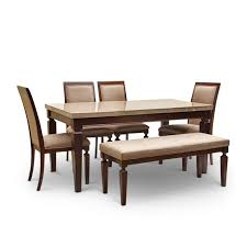 six seater dining table buy bliss marble top six seater dining set online in india