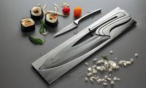 cool kitchen knives 25 of the coolest knife blocks and unique knife sets awesome