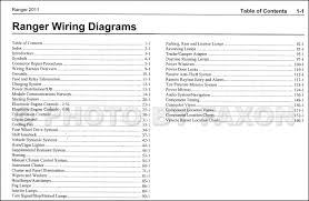 2009 ford ranger wiring diagram gooddy org