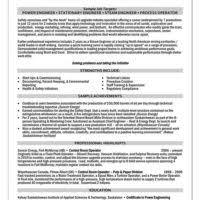 Creative Engineering Resume Job Wining Civil Engineer Resume Template And Effective Summary