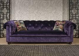 Purple Sleeper Sofa 30 Best Collection Of Velvet Purple Sofas