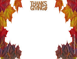 free thanksgiving borders 4 gclipart
