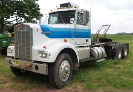 kenworth w900 heavy spec for sale 1975 kenworth w900 semi truck item l5821 sold may 18 ve
