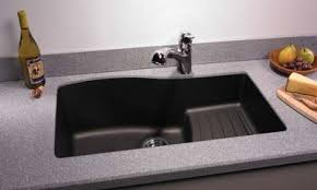 Single Kitchen Sinks by Swanstone Quartz Sinks