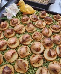 canap foie gras catering canapes chef s dinner at hearst castle cooking on the