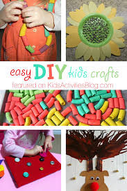 5 easy diy crafts simple things to do at home simple