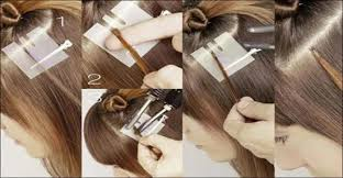 keratin bonded extensions highest quality hair extensions in dubai