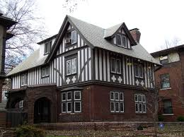 historic revival house plans tudor revival house designed by arthur maiwurm franklins plans