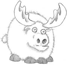 moose by megan taylor13 on deviantart