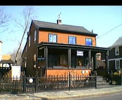 architectural style of homes in staten island new york
