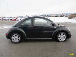 car picker black volkswagen beetle