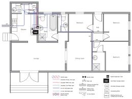 download plumbing layout house plan adhome