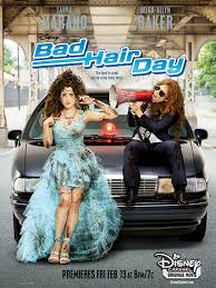 did laura marano really cut her hair check out laura marano in the new em bad hair day em poster