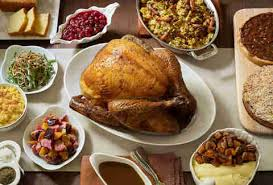 where to eat thanksgiving dinner volunteer in los angeles