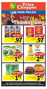 price chopper weekly flyer weekly happy thanksgiving oct 6