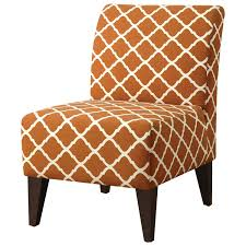 furniture home shaded walnuat halo brown leather duduk accent
