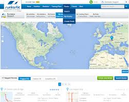Map My Walk Route Planner by Runtastic Routes U2013 Create Edit Save And Sync Your Routes