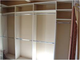 Built In Cabinet Designs Bedroom by Adorable Built For Closet Wall Units Home Design Ideas Also Closet