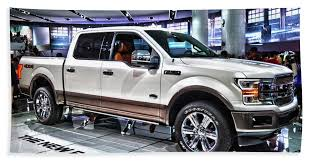 2018 ford f 150 king ranch beach towel for sale by adam kushion