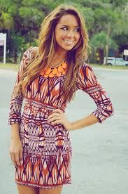 tribal dress 40 lovely tribal print dresses in trend stylishwife