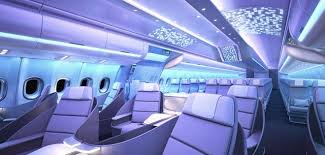 Most Comfortable Airlines Cabin Comfort Airbus Commercial Aircraft