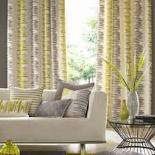 Grey And Green Curtains Lime Green Curtain Fabric Uk Functionalities Net