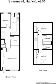hatfield house floor plan 2 bedroom house for sale in strawmead hatfield al10 al10