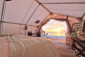 don u0027t call it glamping 10 amazing luxury camping adventures