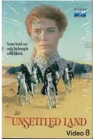 unsettled land video 8 movie 8mm kelly mcgillis ebay
