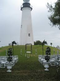 south padre island weddings light house wedding