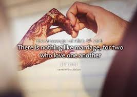 wedding quotes islamic islamic marriage quotes for husband and are about marriage in