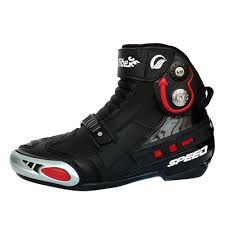 riding tribe men u0027s motorcycle boots pu leather motorcycle riding
