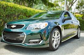first chevy car five first impressions 2016 chevrolet ss
