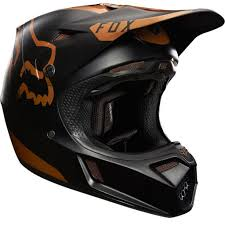 fox motocross helmet fox racing copper moth limited edition gear set review