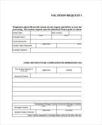 vacation request form hitecauto us