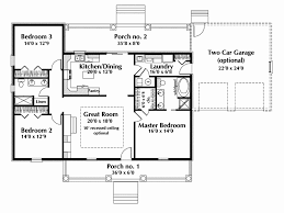 new one story house plans one story house plans with great room new 4 bedroom house plans 4