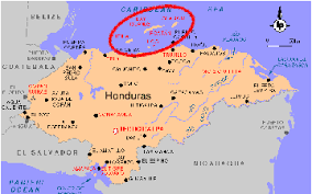 map of roatan honduras sally eng stu morris destination roatan honduras