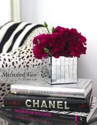 Mirrored Cube Vases Vase