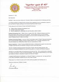 Business Anniversary Letter by Souvenir Program Advertising Solicitation
