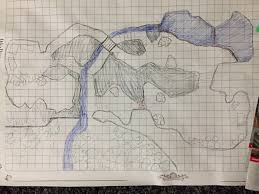 Map My Friends Oc I Have Never Played D U0026d I U0027ve Been Reading U0026 Preparing For 3