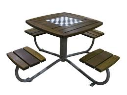 Site Table by Composite Picnic Tables Home Table Decoration
