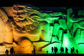 harbin snow and ice festival 2017 harbin ice and snow festival 2017 why you just can u0027t miss it news18