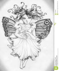 angry fairy royalty free stock photos image 30389088
