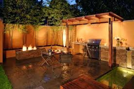 backyard fire pit area designs outdoor kitchen backyard dog kennel