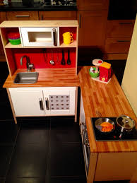 Ikea Play Kitchen Hack by Ikea Hack Duktig Play Kitchen Two Basic Units Diy