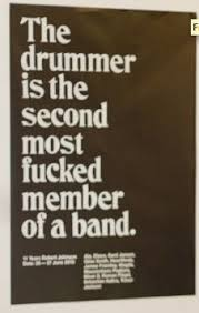 Drummer Meme - perhaps that s why the master is driven by the drumbeat voices