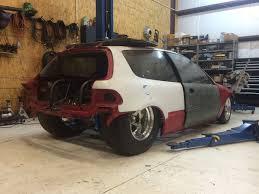 turbo v8 powered honda civic update u2013 engine swap depot